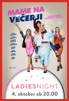 Ladies Night: Mame na večerji