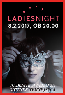 Ladies Night: 50 odtenkov teme