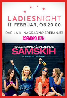 Ladies Night: Razgibano