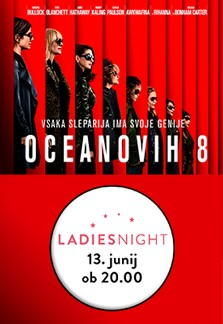 Ladies night Oceanovih 8