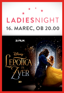 Ladies night: Lepotica in zver