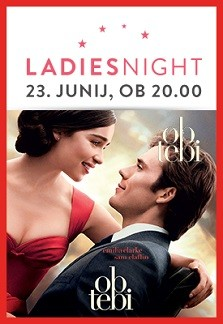 Ladies night: Ob tebi