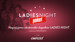 Ladies night paket