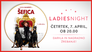 Ladies Night: Šefica
