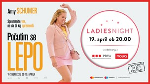 Ladies night: Počutim se lepo