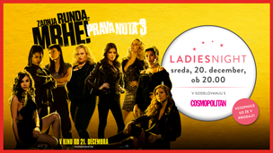 Ladies Night: Prava nota 3