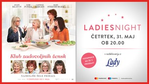 Ladies night Klub zadovoljnih žensk